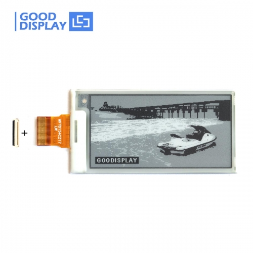 2.6 inch e-paper display partial refresh 4 Grayscale e-ink screen GDEW026T0