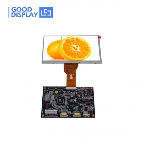 7.0'' Open frame lcd monitor with vga,video signal input GD102M03-GTI070TN92
