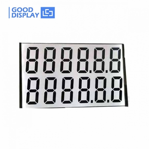 12 Digits LCD Panel GDC9188