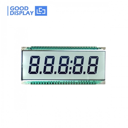 10 pieces, 5 Digits LCD screen GDC03828