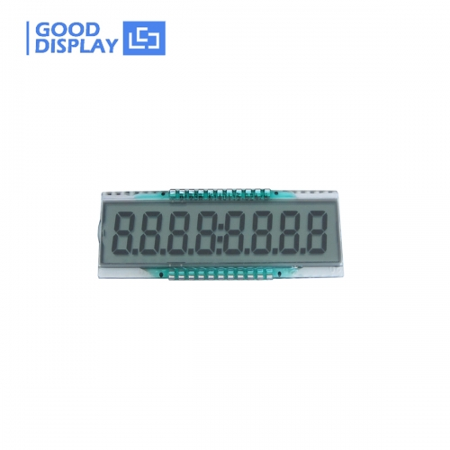 10 pieces 8-digit LCD Panel EDC103, 3.3V/5V