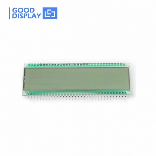 8 Digit LCD Panel, EDS806DC3P10, 5V